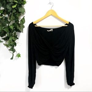 Urban Outfitters Twisted Crop Top